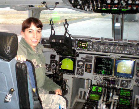 Lisa M. Soltero, business systems consultant with IMSS, served in the U.S. Air Force from 1985 to 1989 and, in 2001, joined the Air Force Reserve. She is a senior master sergeant at the 50th Aerial Port Squadron based at March Air Reserve Base.