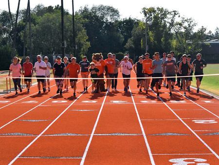 "The Fox Stanton Track is named in memory of William L. ""Fox"" Stanton (1874-1946), who was Caltech's athletics director from 1921 to 1941."