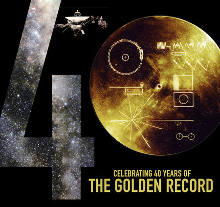 Golden Record Image