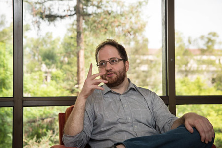 Assistant professor of Political Science Michael Gibilisco