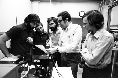 Caltech chemist Harry Gray in 1979