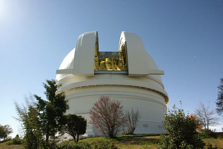 The Hale Telescope