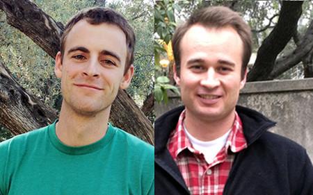 Nathan Schoepp and Travis Schlappi