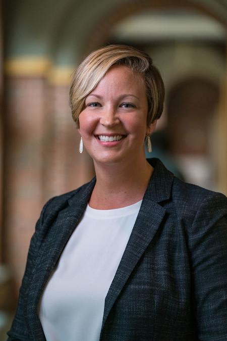 Kristin Weyman Portrait
