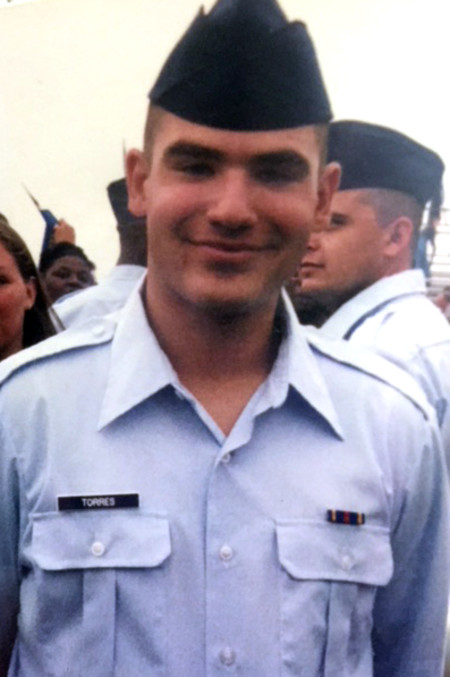 Michael Torres, telephone technician for IMSS, served in the U.S. Air Force for six years, ending in 2006 with the rank of staff sergeant. He spent time in Japan, Nebraska, and Mississippi, and was deployed to support missions including the global war on