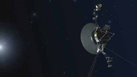 Artist's concept of Voyager