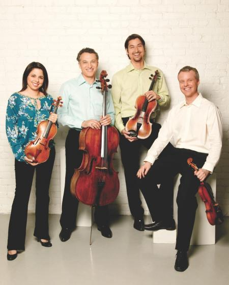Pacifica Quartet Photo