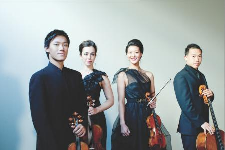 Parker Quartet Photo