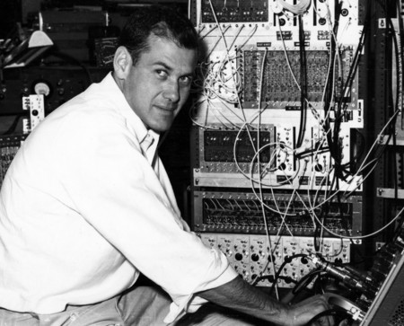 Jerry Pine at the Brookhaven National Laboratory, circa 1965.