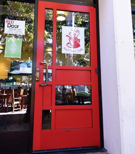 The Red Door Café