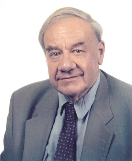 photo of Ronald Drever