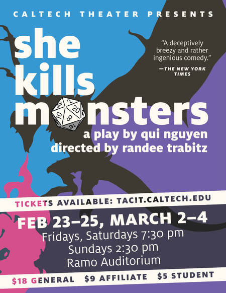 poster image for She Kills Monsters