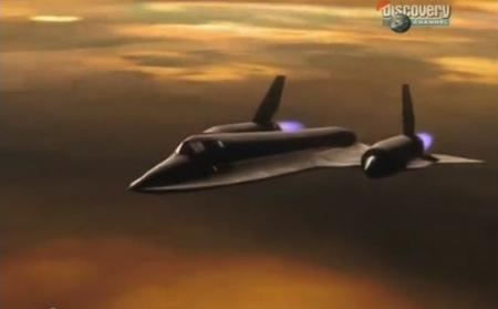 Still image from the film Supersonic: Pushing the Envelope