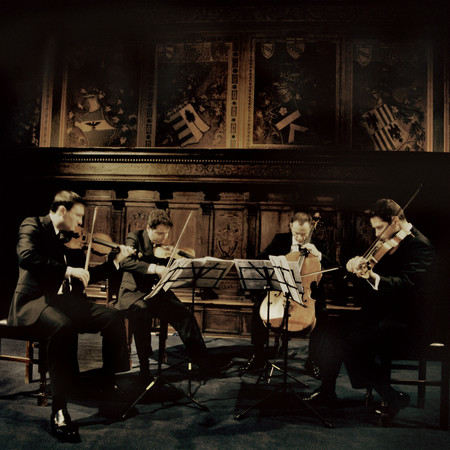 photo of the Jerusalem Quartet