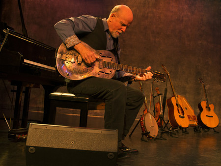 photo of John McCutcheon