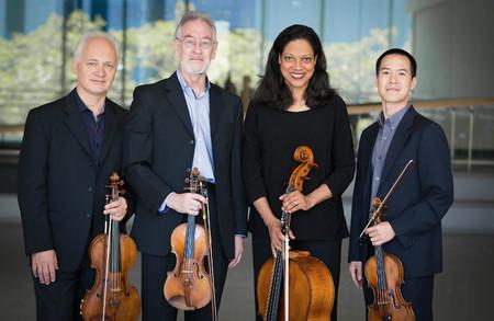 photo of the Juilliard String Quartet