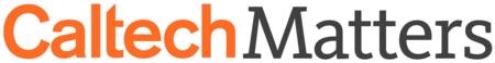 logo for Caltech Matters email newsletter