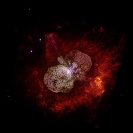 Picture of Eta Carinae