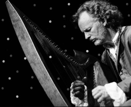 Patrick Ball - Celtic Harp (The Music Of Turlough O'Carolan)