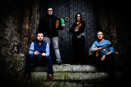 photo of celtic group The Recollective