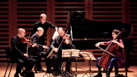 photo of the Schubert Ensemble