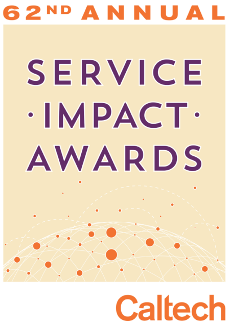 2017 Service Awards logo