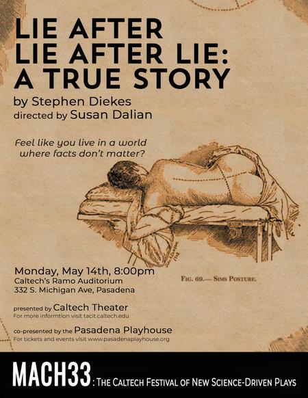 poster for Lie After Lie After Lie