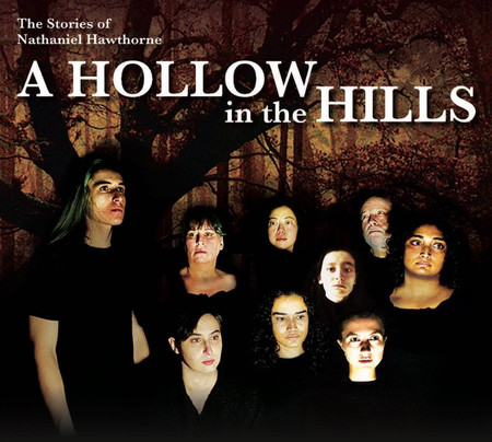 poster for A Hollow in the Hills