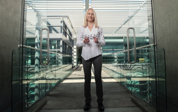 New Caltech assistant professor of chemistry talks about the intersection between chemistry and biology