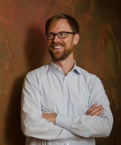 Michael Ewens Portrait