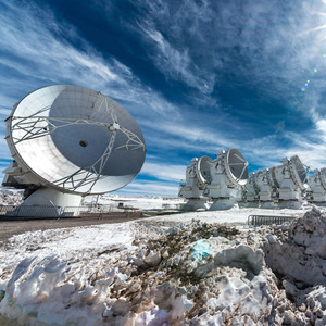 ALMA, NuSTAR and the Submillimeter Array