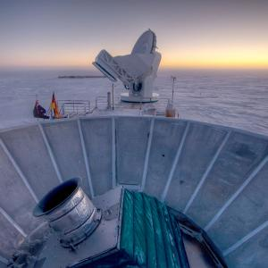 BICEP2 at the South Pole
