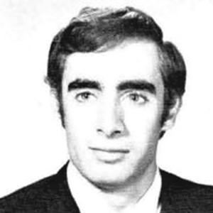 Senior class portraits of Charles Zeller (BS '68), left, and Peter Cross (BS '68)