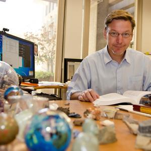 Caltech planetary science professor Mike Brown