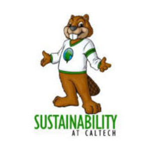 logo for Sustainability Programs at Caltech