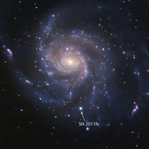 Supernova 2011fe