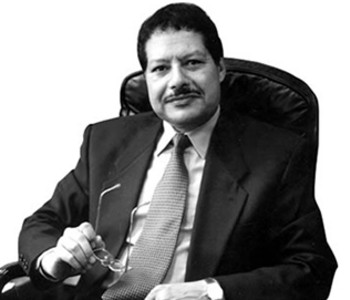 Harry Gray and Ahmed Zewail