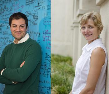 Marco Bernardi and Victoria Kostina