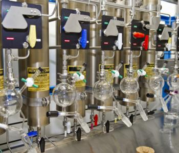 photo of laboratory apparatus