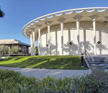 photo of Beckman Auditorium