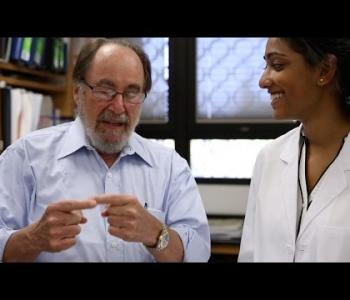 Caltech Students Share Research Experiences in the Laboratory of David Baltimore - 2015