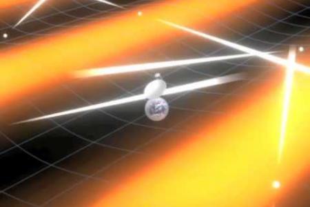 Gravitational Waves Video Clip