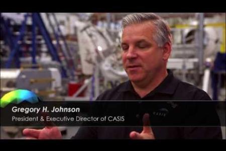 CASIS ARK1 video