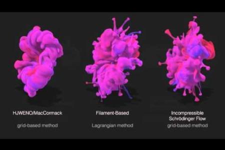 Schrödinger's Smoke (SIGGRAPH 2016) - Vapor pouring