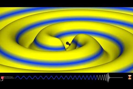 Simulation of the binary black-hole coalescence GW170104