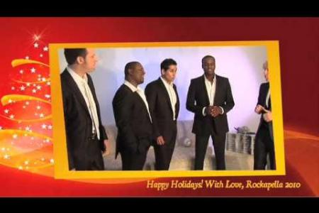 Rockapella - White Christmas Holiday Sing Off