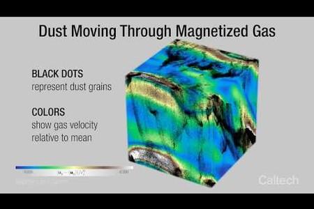 Hopkins Lab - Magnetized Gas