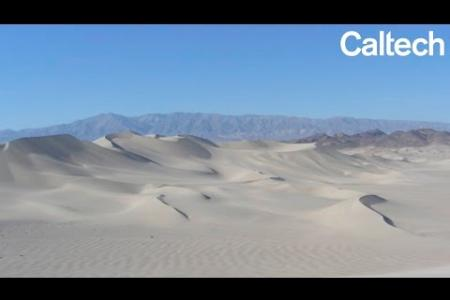 The Science of Booming Sand Dunes - 2015