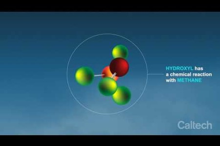 Hydroxyl Helps Regulate the Amount of Methane in the Atmosphere