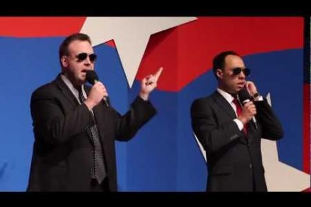 Secret Service Men - Capitol Steps